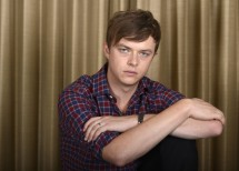 """Actor Dane DeHaan poses during a media event promoting the film """"Kill Your Darlings"""" in Los Angeles in this file photo from October 3, 2013."""