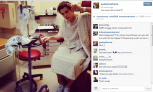 Austin Mahone Hospital Photo