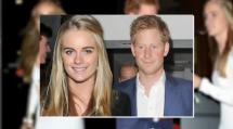 Prince Harry & Cressida Bonas