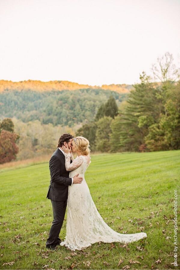 Brandon Blackstock and Kelly Clarkson