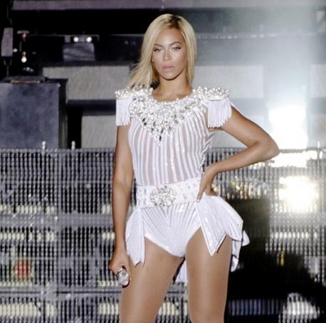 Instagram/Beyonce