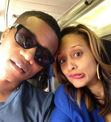 Tia Mowry-Hardict & Husband Cory