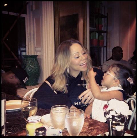 Mariah Carey, Nick Cannon Divorce: 'Wild N Out' Star ... Mariah Carey Instagram
