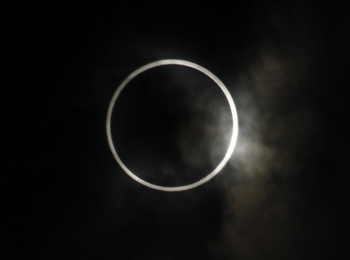 Picture of Solar eclipse may 20 2012 - #5