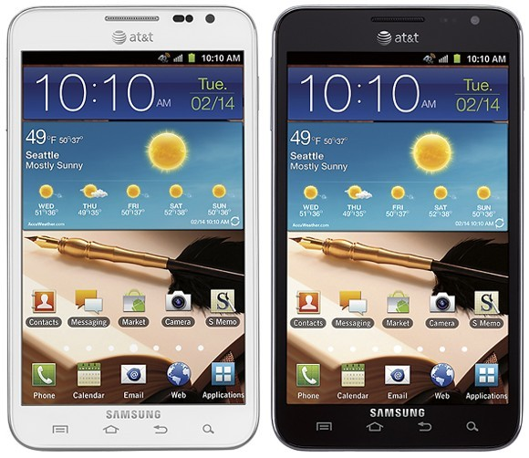 Samsung Galaxy Note Coming to T-Mobile on July 11 with ICS?