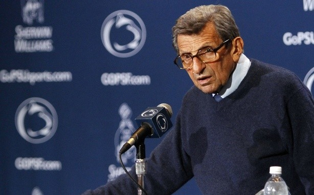 Joe Paterno Concealed Facts About Sandusky Sex Abuse: Report