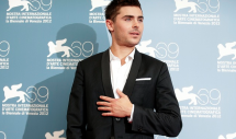 Zac Efron To Play Han Solo And Princess Leia's Son In