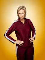 Jane Lynch as Sue Sylvester on 'Glee'