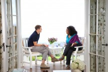 Oprah with Rob Bell