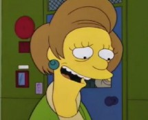Watch 'The Simpsons' Officially Bid Farewell to Edna Krabappel in Season 25 [VIDEO]
