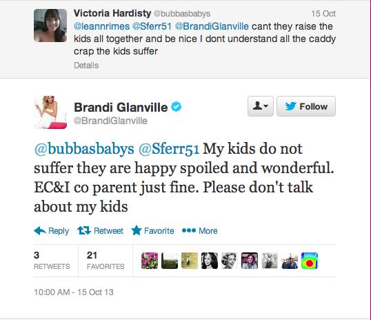Twitter/Brandi Glanville