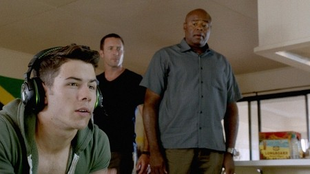 Nick Jonas/Hawaii Five-O