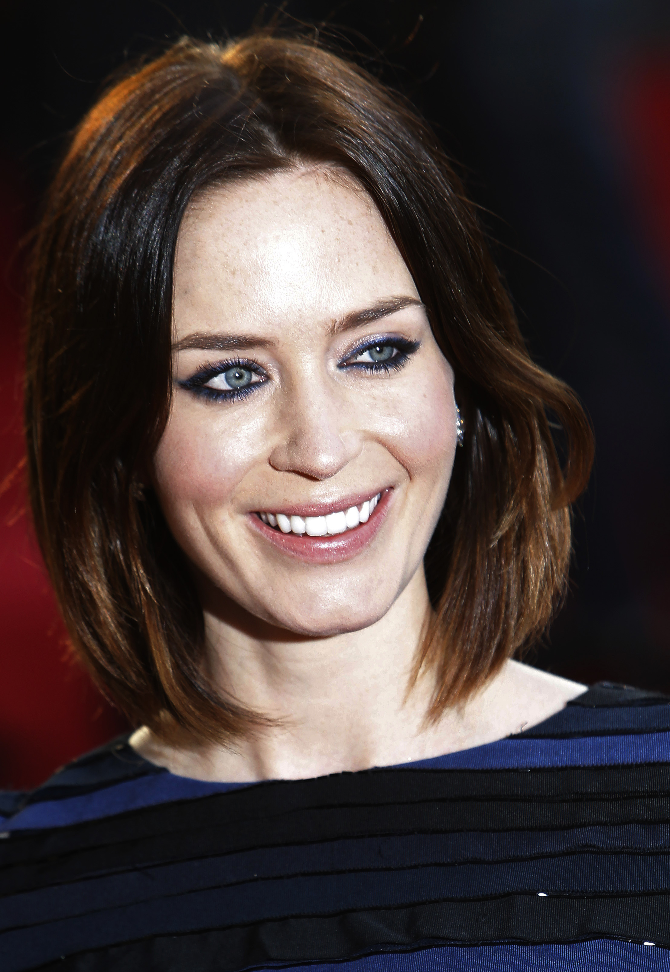 Emily Blunt Movies: Actress Says 'Frozen' Sent Her Into Labor, 'I Was ... Emily Blunt