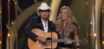 Brad Paisley Carrie Underwood CMA Award Photos