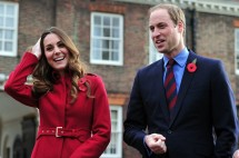 Prince William and Kate Middelton