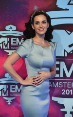 Katy Perry at the 2013 EMAs