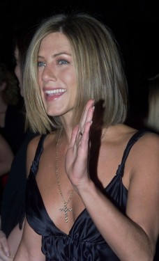 Jennifer Aniston's Hair Through The Years