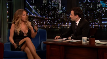 Mariah Carey & Jimmy Fallon