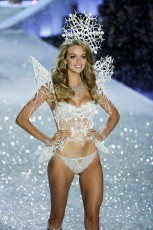 Lindsay Ellingson at 2013 VS Fashion Show