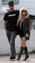 Taylor Kinney and Lady Gaga: The Applause Singer, 27, and Chicago Fire star, 32, have been dating for two years, despite Gaga's past reveals that she is bisexual. The unlikely couple have battled spli