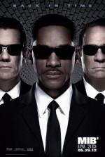 'Men in Black III,' 2012
