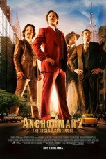 'Anchorman 2: The Legend Continues,' 2013