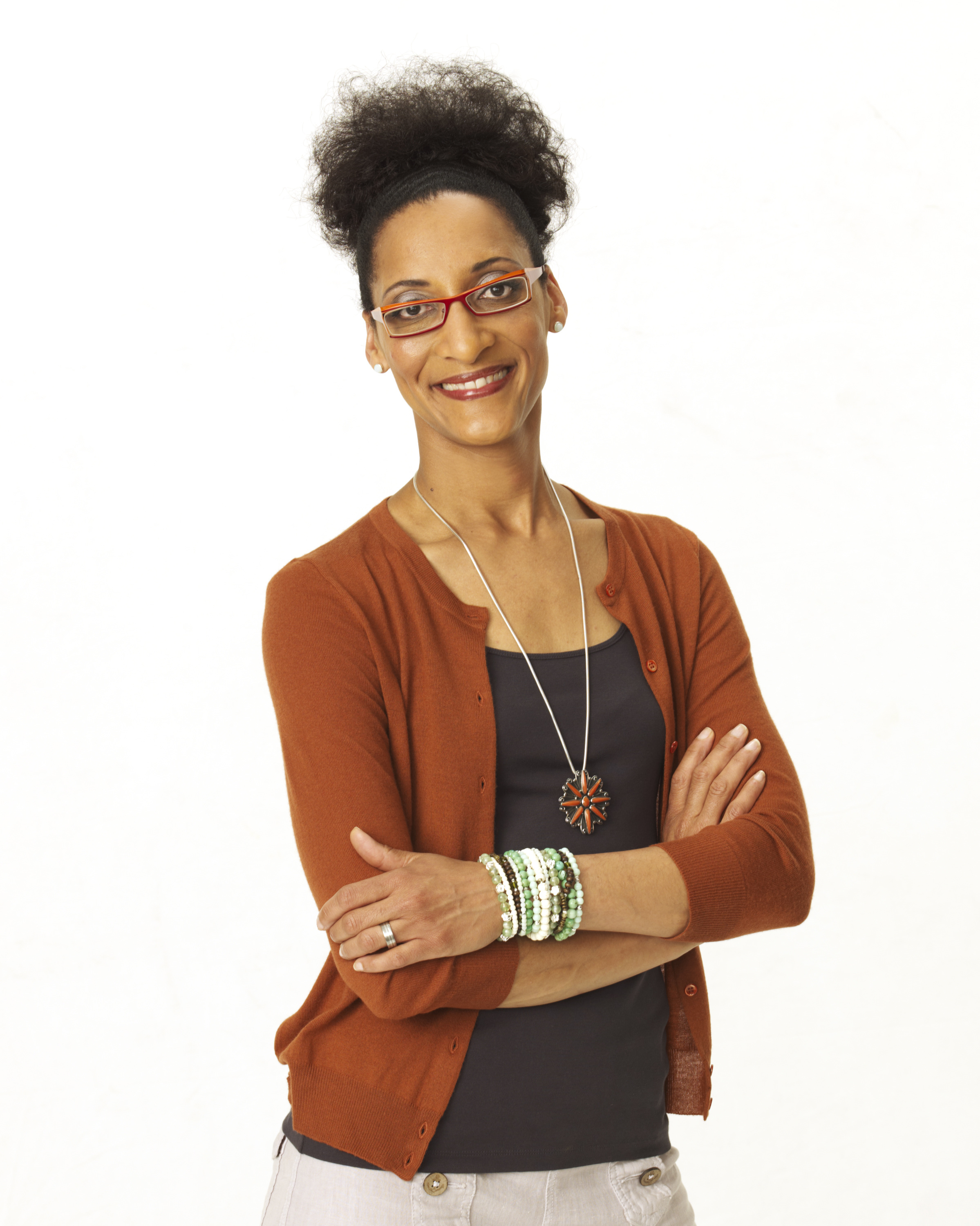 The Chew the chew' host carla hall gives tips for thanksgiving preparations