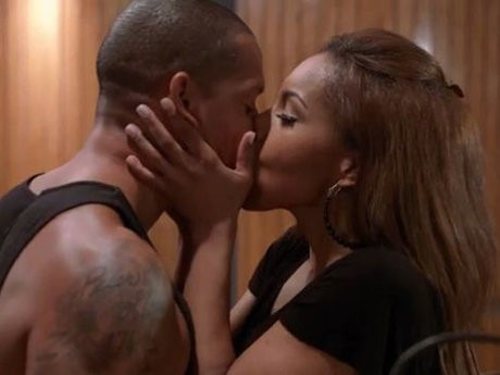 Peter Gunz and Amina Buddafly