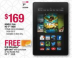"Kindle Fire HD 7"" 16 Gb Tablet: Office Max Best Offer Black Friday 2013"