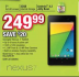 "Google Nexus 7"" 32 GB Tablet: Office Depot Best Deal Black Friday 2013"