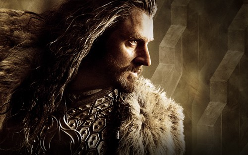 Thorin Oakenshield (Richard Armitage) in 'The Hobbit' Trilogy