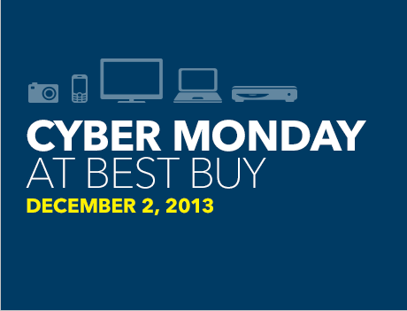Best Buy Cyber Monday 2013