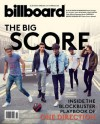 One Direction on the cover of Billboard magazine