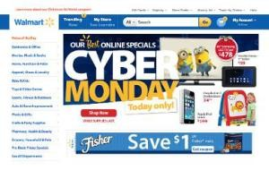 Wal-Mart's Cyber Monday 2013 Ad