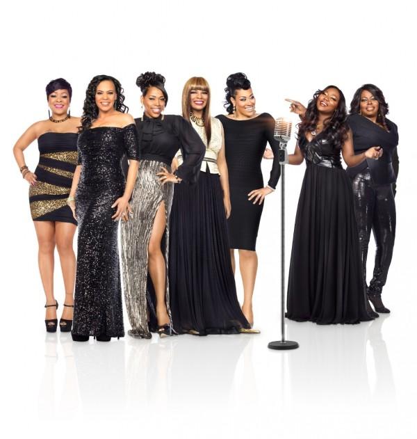 R&B Divas season 2 cast