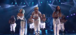 TLC Performs at the AMAs