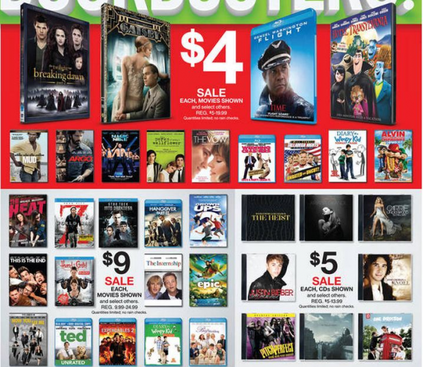 Black Friday 2013 Tech Deals: Best Sales in Gaming, Movies & Music at ...