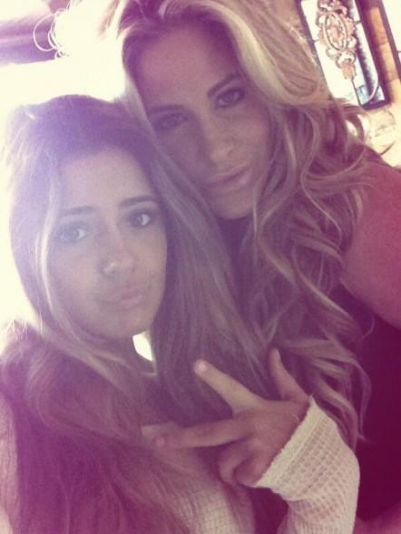 Kim Zolciak's Twins Kane Rem & Kaia Rose Kroy Biermann: Sister Brielle
