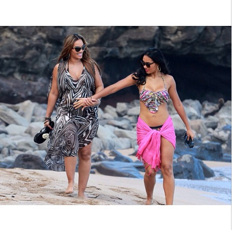 evelyn-lozada-pregnant-photos