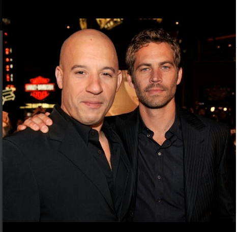 Celebs React to Paul Walker's Death