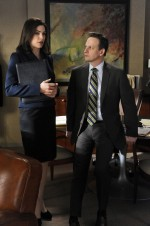 Alicia and Will -- The Good Wife