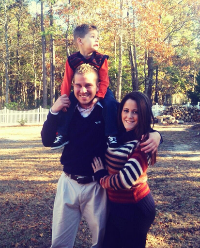 Jenelle Evans Family Photos