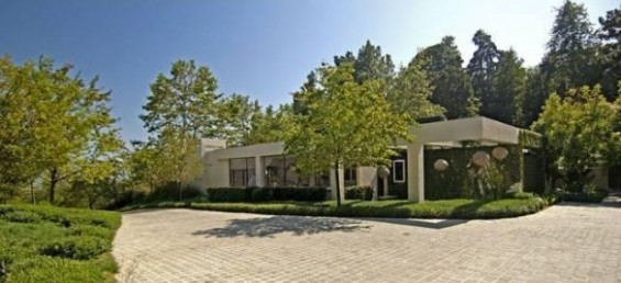 Ellen DeGeneres' Beverly Hills mansion