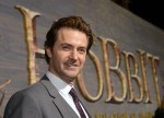 "Cast member Richard Armitage attends the premiere of the film ""The Hobbit: The Desolation of Smaug"" in Los Angeles December 2, 2013. REUTERS/Phil McCarten (UNITED STATES - Tags: ENTERTAINMENT)"