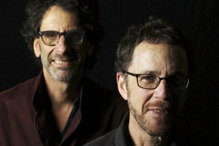 Directors Joel Coen (L) and Ethan Coen pose for a photo in Los Angeles, California, November 15, 2013.