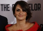 "Actress Penelope Cruz poses for photographers at a photocall for the film ""The Counselor"" in London October 5, 2013."
