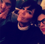 Ben Flajnik, Kris Jenner and Friend
