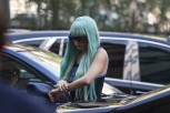 Actress Amanda Bynes arrives for a court hearing at Manhattan Criminal Court in New York July 9, 2013.