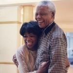 Oprah Winfrey and Nelson Mandela