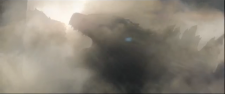 Godzilla in the trailer for the 2014 'Godzilla' remake